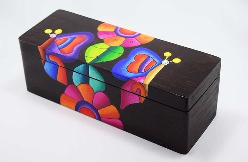 Flutter of life tea box